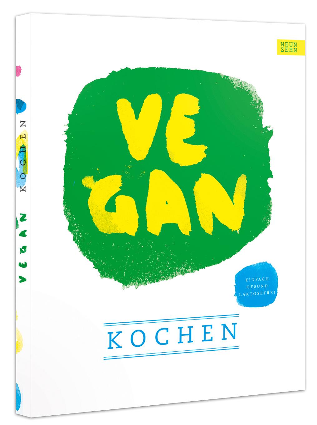 NeunZehn Verlag Vegan Kochen